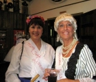 2010 Mary Todd Lincoln and Martha Washington
