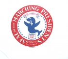 1996 by R.L. Crabb - Famous Marching Presidents Official Seal