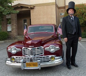 Lincoln with a Lincoln 2