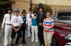 Marching Lincolns 3